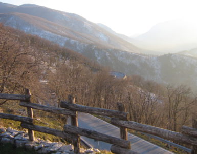 Parco Regionale dei Monti Picentini: due ruote in Campania