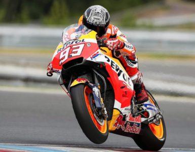 MotoGP 2017, Marquez comanda anche a Misano