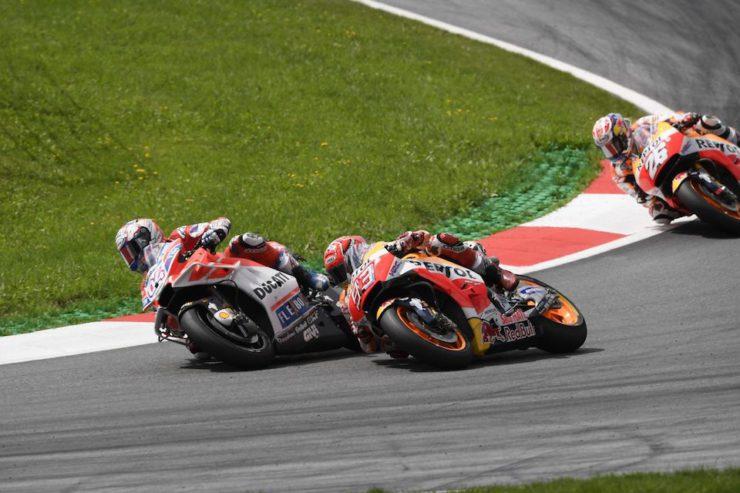 Marquez vs Dovizioso, anteprima GP Silverstone