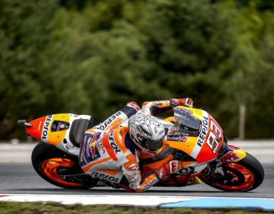 MotoGP 2017, Brno: trionfo di Marquez