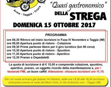 Motogiro Strega 2017
