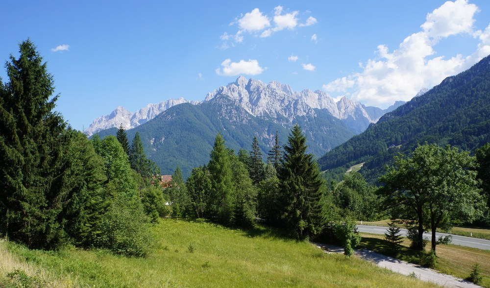 strade montagna austria, Wurzenpass