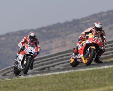 MotoGP 2017, Motegi: Marc Marquez vs Andrea Dovizioso