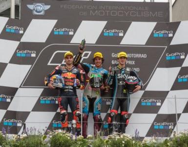 Franco Morbidelli, Moto 2