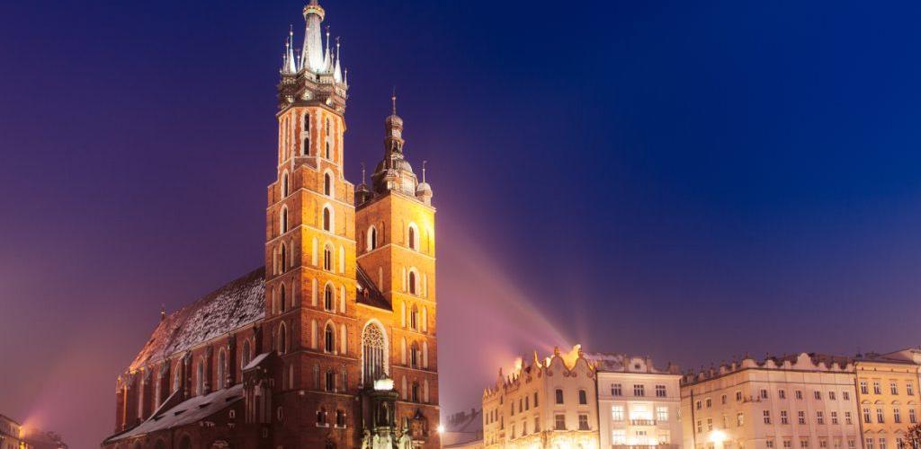 Polonia in moto, Cracovia