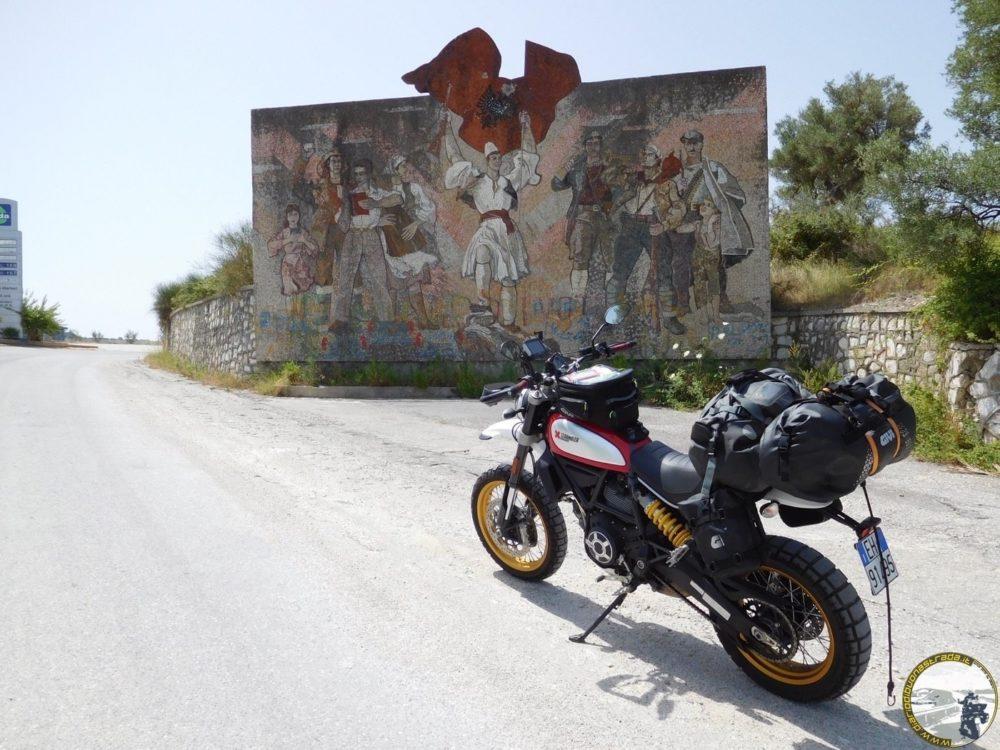 Albania in moto