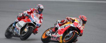 Dovi vs Marquez MotoGP 2017