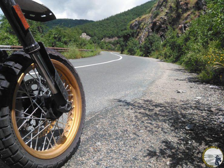 Bulgaria in moto