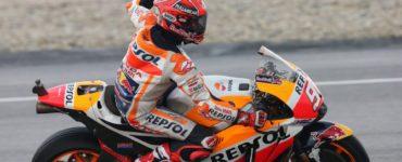 Marc Marquez è campione del mondo MotoGP 2017
