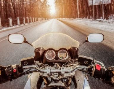 Moto di inverno