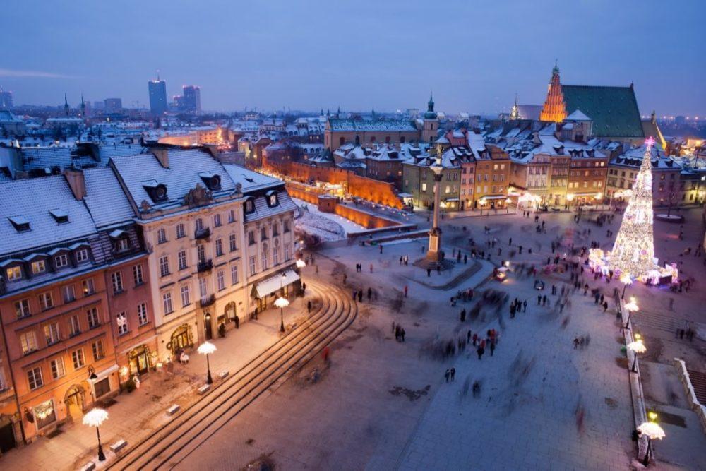 Varsavia, Polonia in moto
