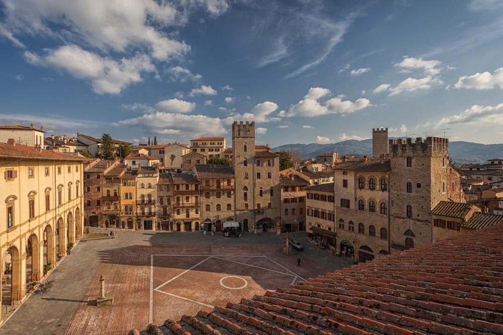 Passo di Viamaggio - Arezzo