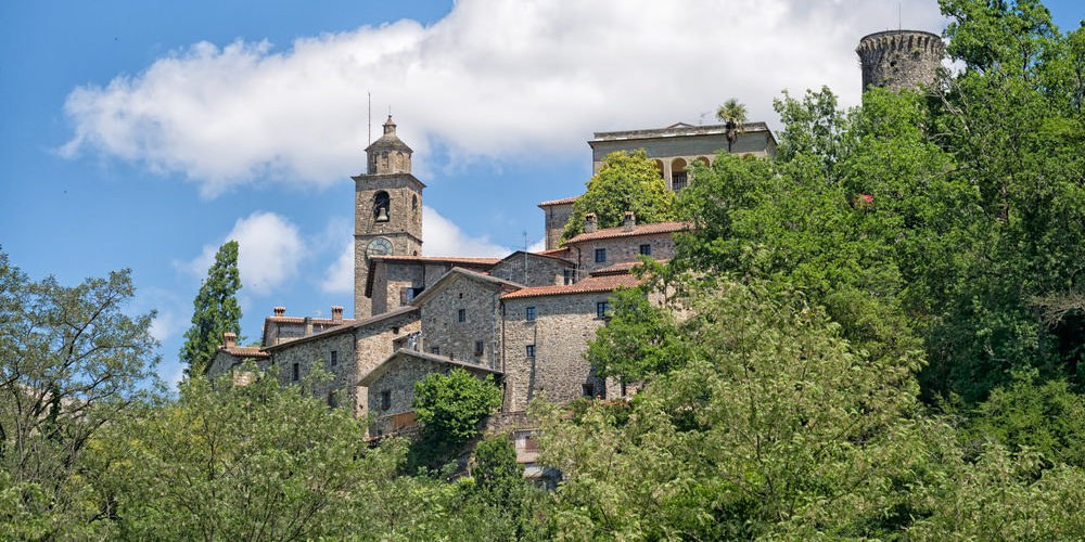 Bagnone, Toscana