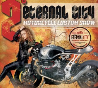 Eternal City Custom Show, Roma 2018