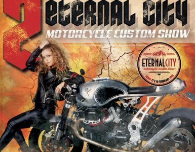 Eternal City Motorcycle Custom Show