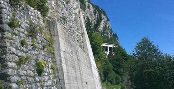 Passo Monte Croce Carnico in moto