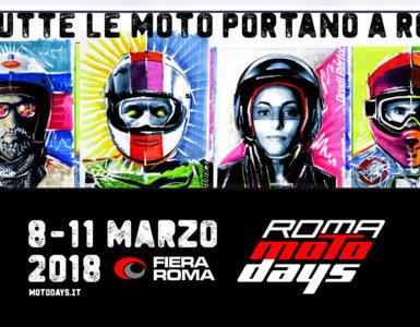 Roma Motodays 2018