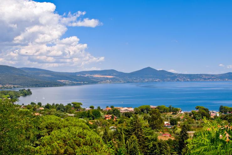 Tre Laghi, Bracciano