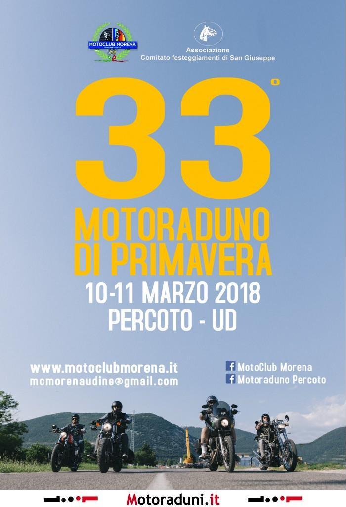 33° Motoraduno di Primavera