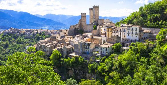 Abruzzo in moto