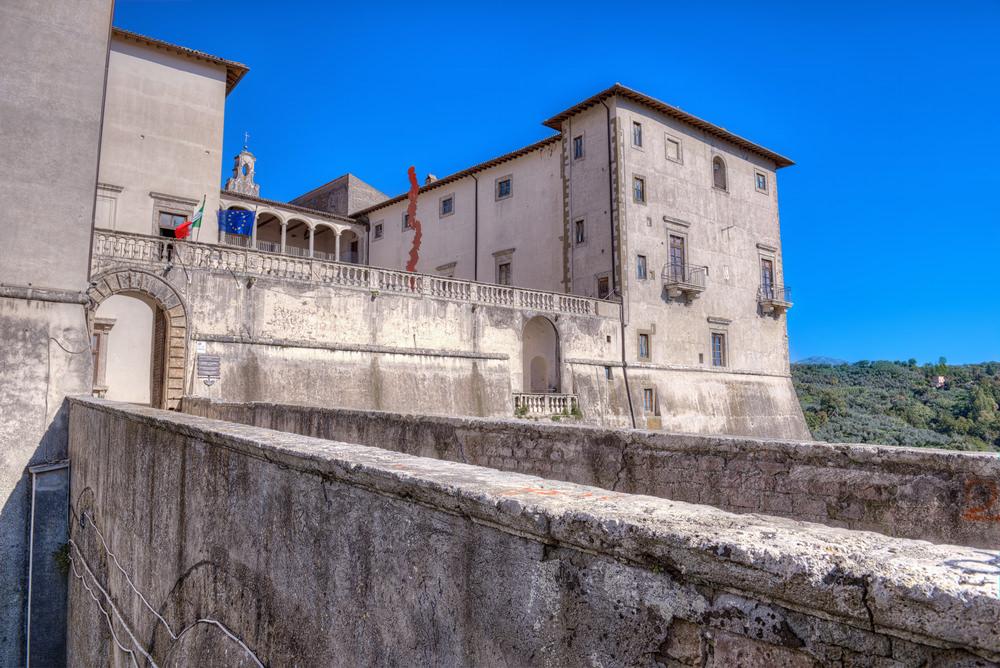 Genazzano, Castello Colonna