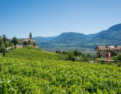 Pampeago, Trentino in moto