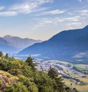 Passo San Lugano