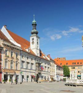 Maribor in moto