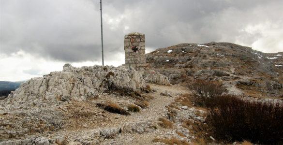 Passo Vezzena