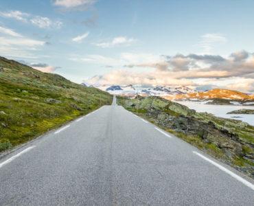 Norvegia in moto - Sognefjellet
