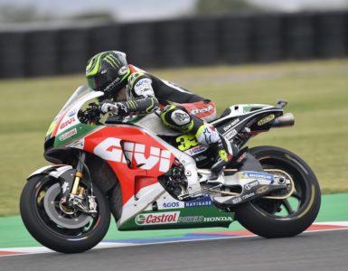 MotoGP 2018, Cal Crutchlow vince il GP d'Argentina