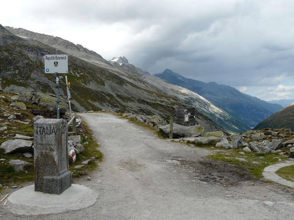 Passo Vizze