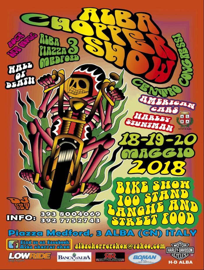 Alba Chopper Show 2018