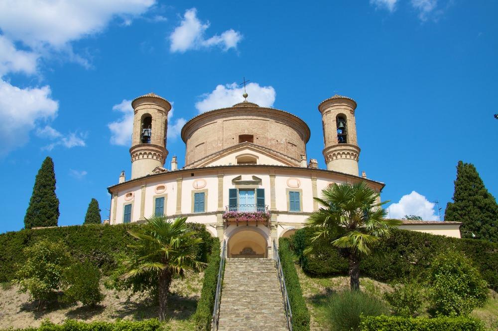 Santuario Madonna Belvedere, Città di Castello