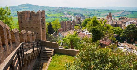 Gradara Borgo dei Borghi 2018