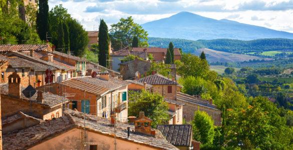 Strada del Vino Montepulciano