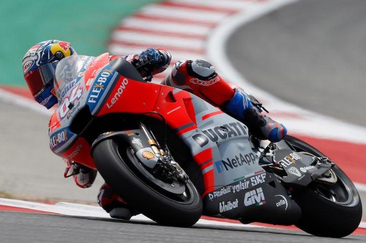 MotoGP 2018, Dovizioso chiamato alla vittoria al Mugello