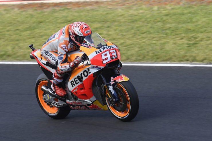 MotoGP 2018: Marquez trionfa anche a Le Mans