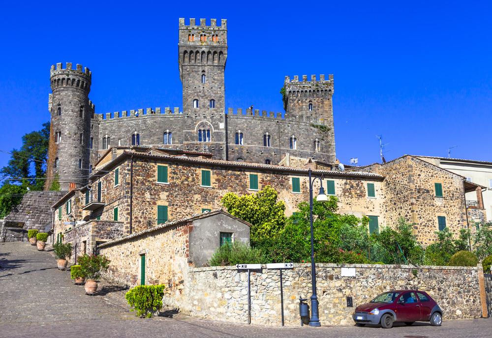 Centro Italia, Torre Alfina