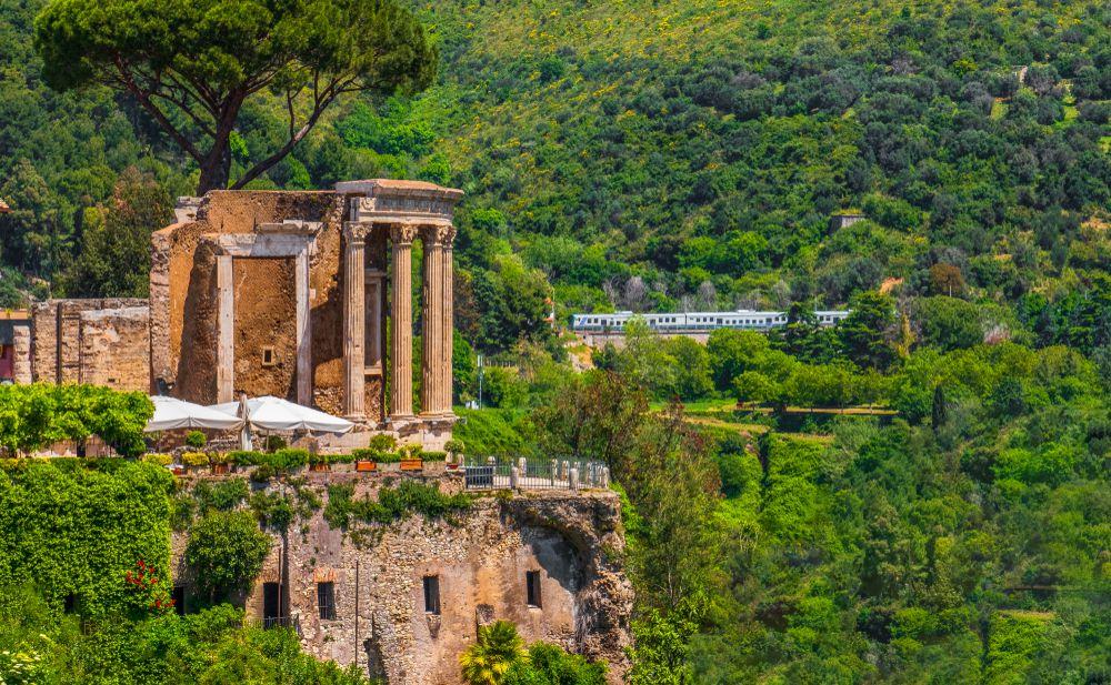 Tempio di Vesta (Tivoli)