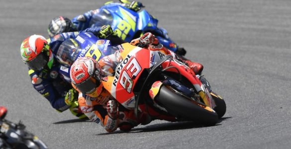 MotoGP 2018, Marquez Assen