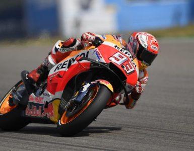 MotoGP 2018, Marquez vince al Sachsenring
