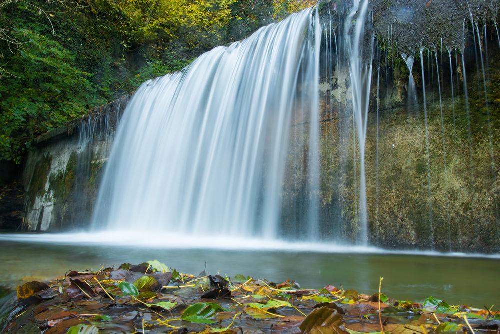 Cascate Acquacheta, Foreste Casentinesi