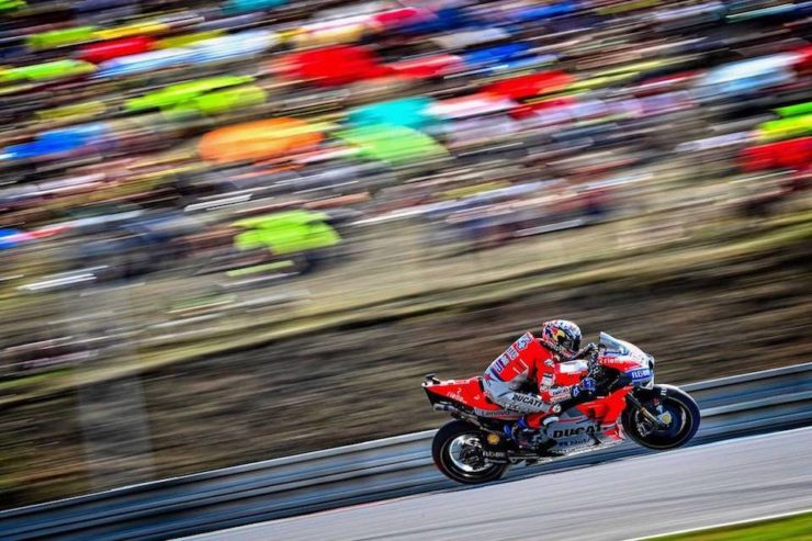 MotoGP 2018 Dovizioso Brno