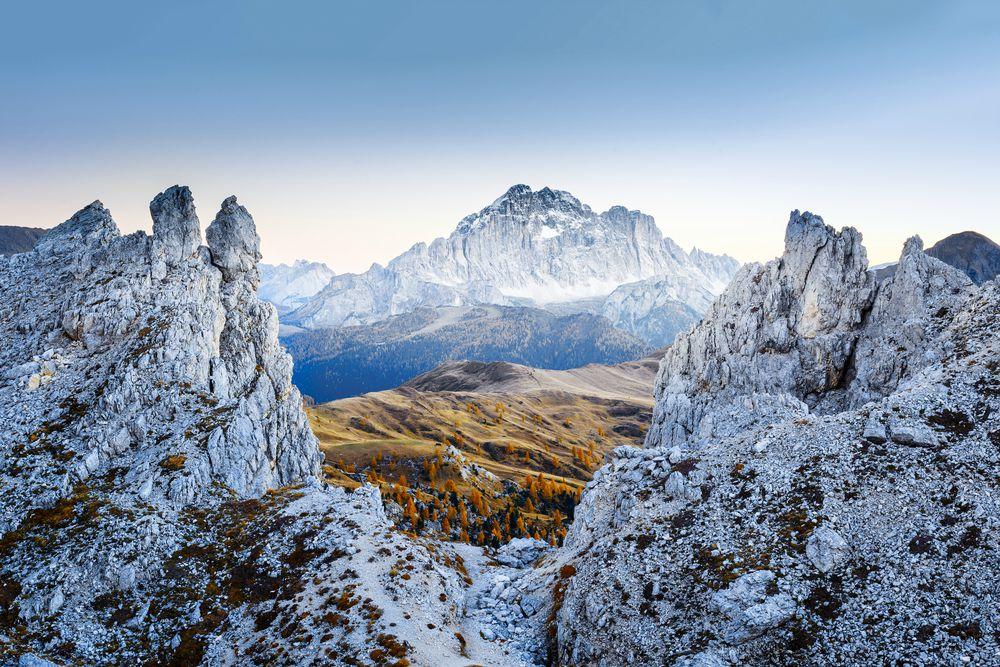 Dolomiti Tour, Passo Falzarego