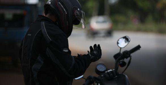 Saponette moto