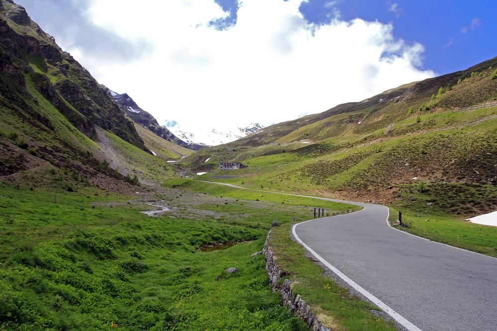 Passo Resia, Umbrail