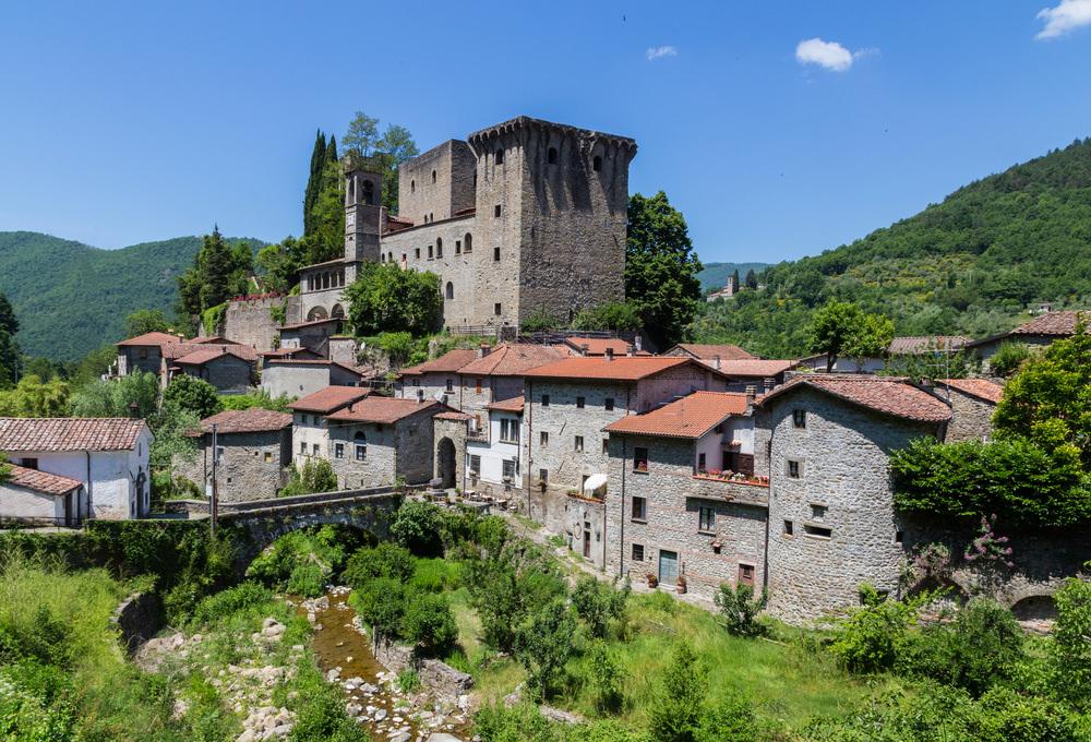 Lunigiana, Castello Verrucola Fivizzano