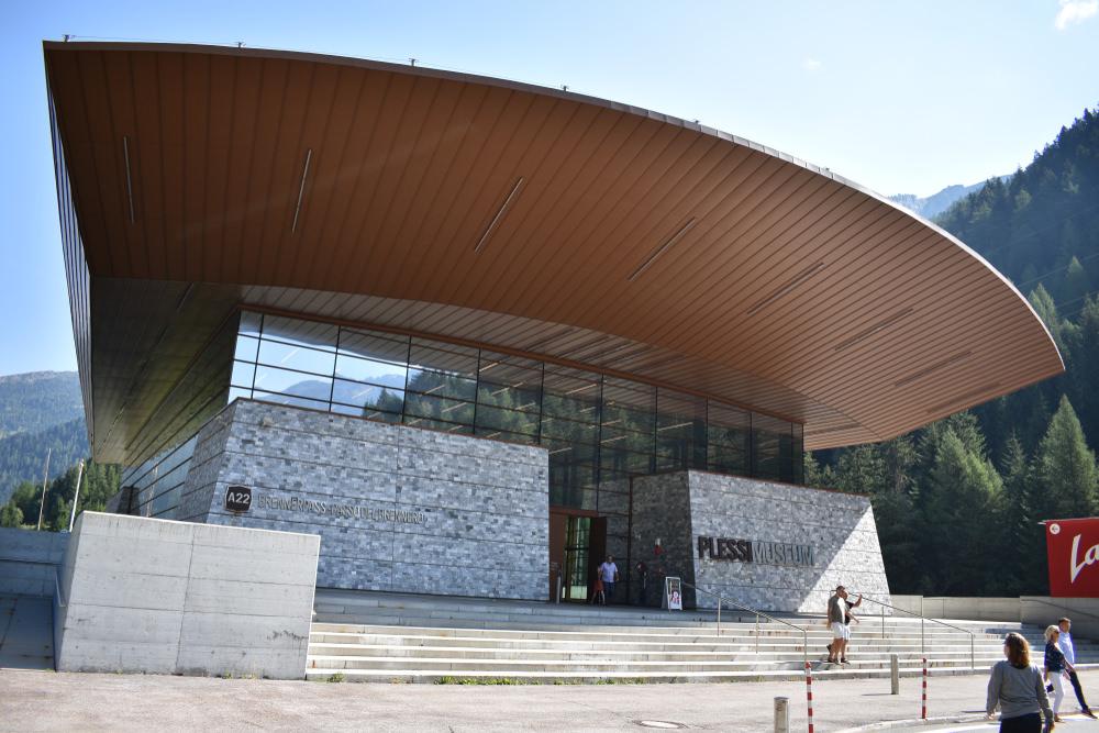 Plessi Museum, Passo del Brennero