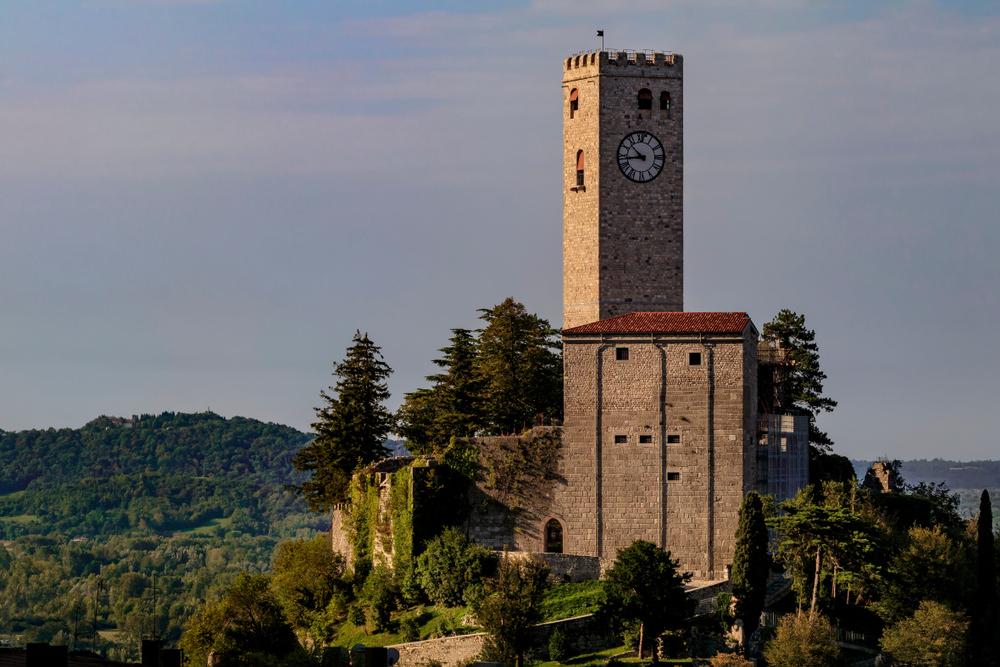 Passo del Predil, Gemona del Friuli